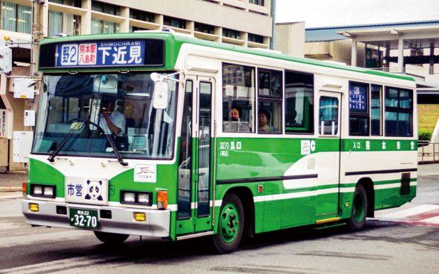 熊本市交通局/いすゞ/P-LR312J