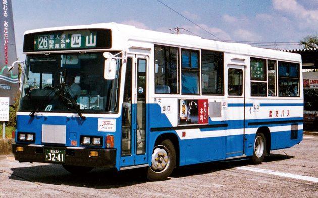 九州産交バスG/いすゞ/P-LR312J