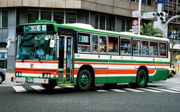 東陽バス/日野/P-HT233BA