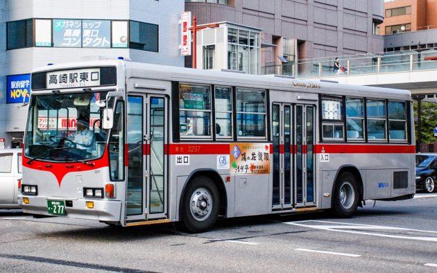 群馬バス/いすゞ/U-LV324K