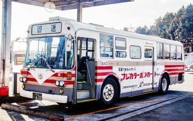 関東自動車/いすゞ/K-CLM470V
