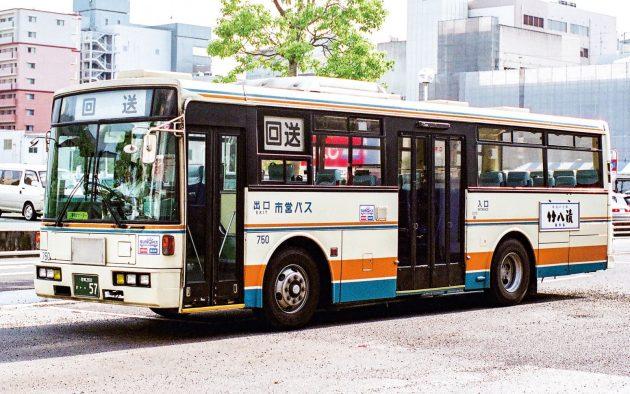 佐賀市交通局/UD/P-UA33K