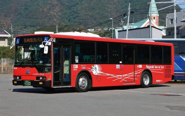 長崎県交通局/三菱/KL-MP37JM