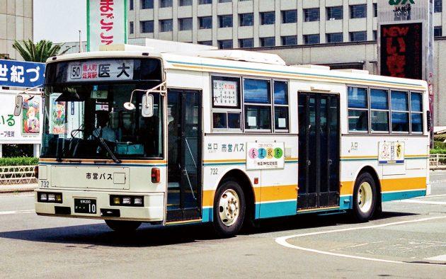 佐賀市交通局/UD/P-U33K