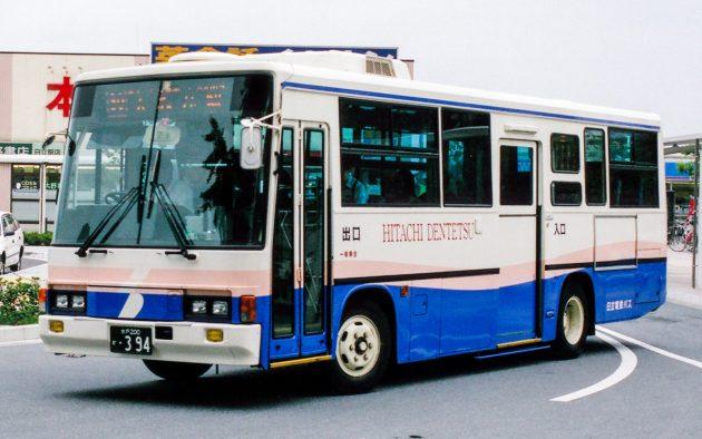 日立電鉄バスG/いすゞ/U-LR332J