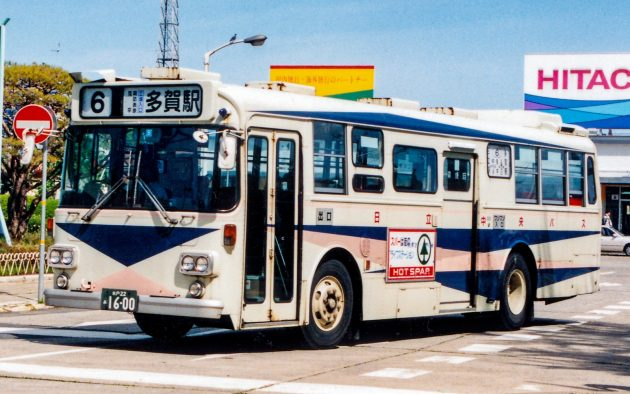日立電鉄バスG/日野/K-RE101WR