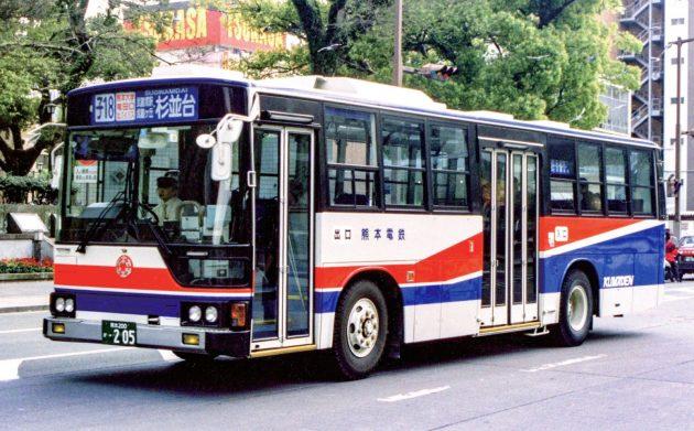 熊本電気鉄道/三菱/U-MP218K