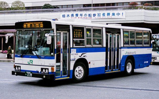 ジェイアールバス関東/日野/P-HT233BA