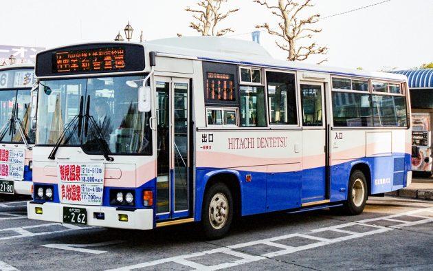 日立電鉄バスG/日野/U-RJ3HJAA