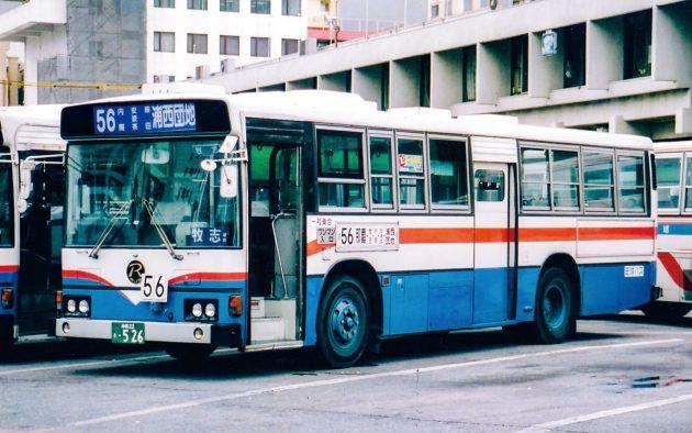 琉球バス交通/日野/P-HT233BA