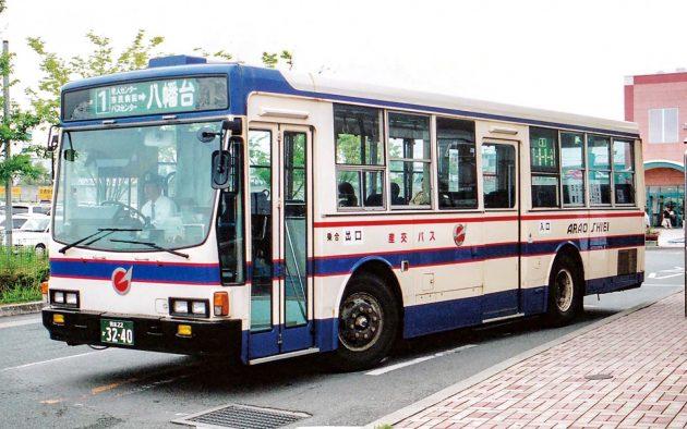 九州産交バスG/いすゞ/P-LV314K