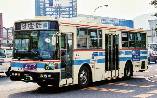 佐世保市交通局/いすゞ/P-LV314K(富士)