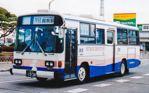 日立電鉄バスG/日デ/P-RM81G