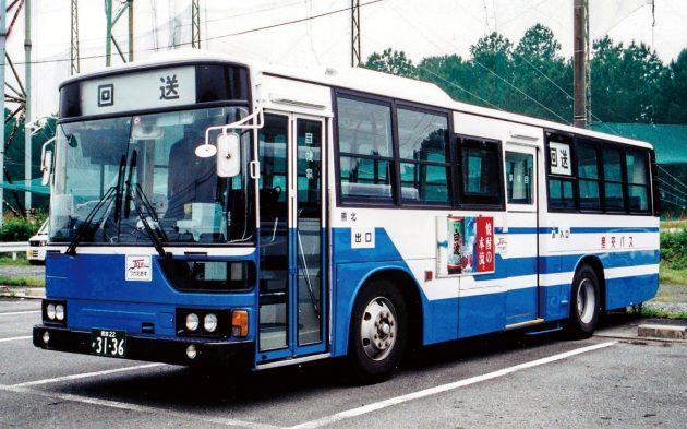 九州産交バスG/三菱/P-MP218K