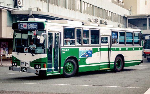 熊本市交通局/日野/P-HT233BA