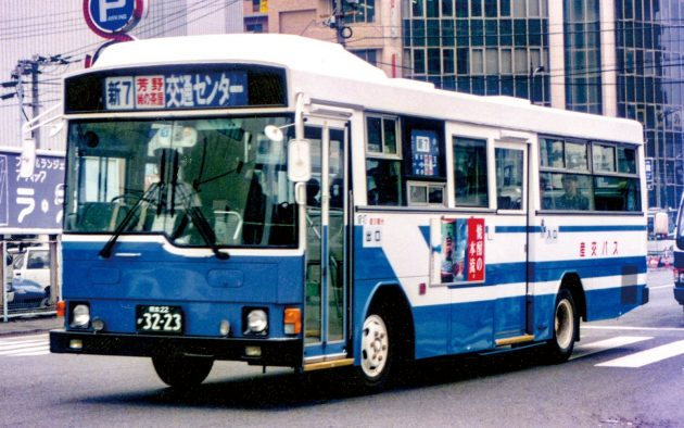九州産交バスG/日野/P-RJ172BA