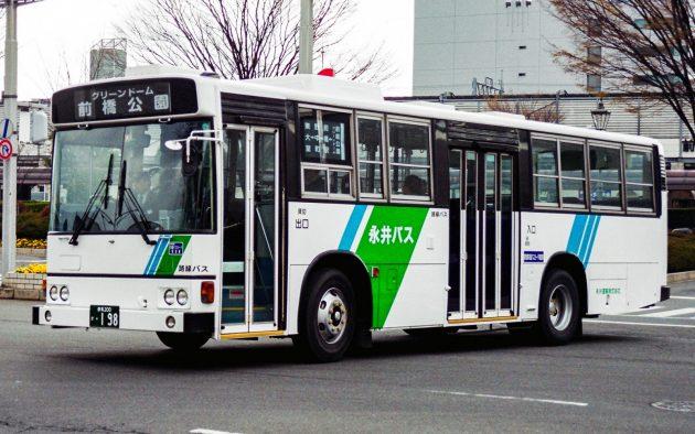 永井運輸/日野/U-HT2MLAA
