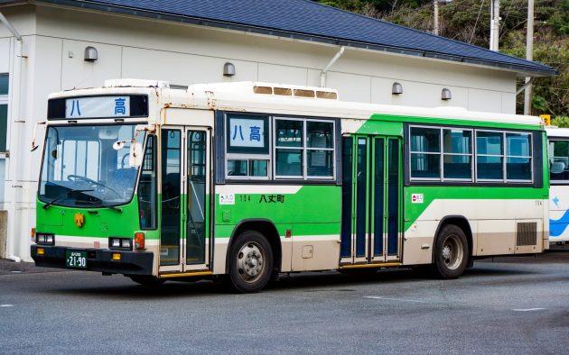 八丈町/いすゞ/KC-LV280L