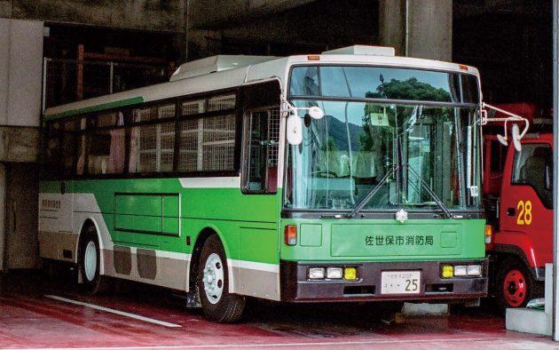 佐世保市消防局/いすゞ/P-LV214K