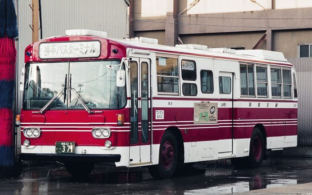 羽後交通/三菱/K-MP107K-3U