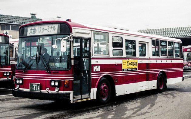 羽後交通/UD/P-U32K