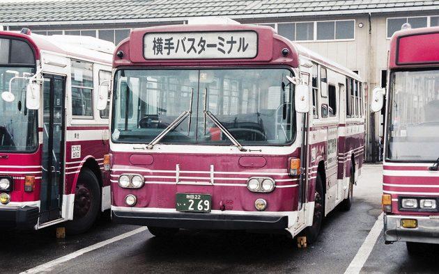 羽後交通/いすゞ/K-CLM470V