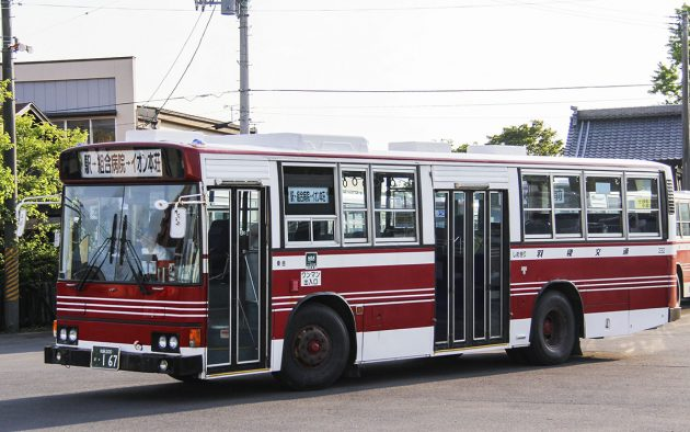 羽後交通/日野/U-HT2MLAA