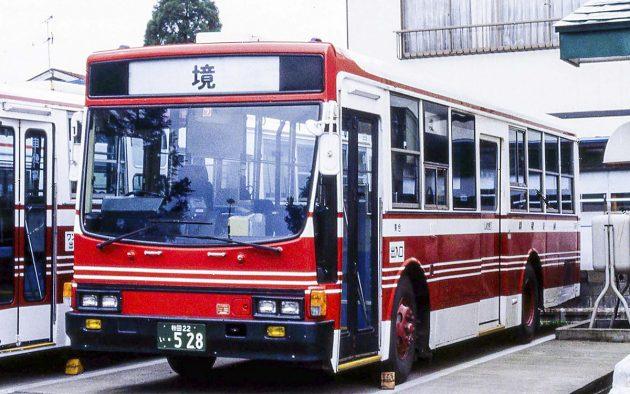 羽後交通/いすゞ/P-LV314K(IKC)
