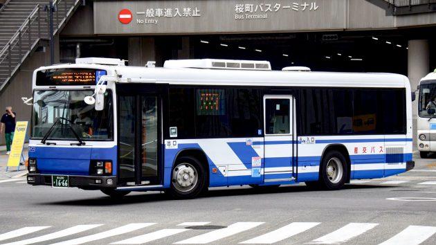 九州産交バスG/日野/KL-LV280L1改