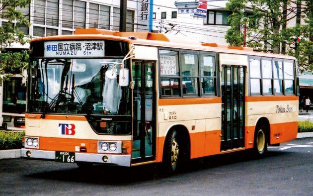 東海バス/三菱/P-MP218K(新呉羽)