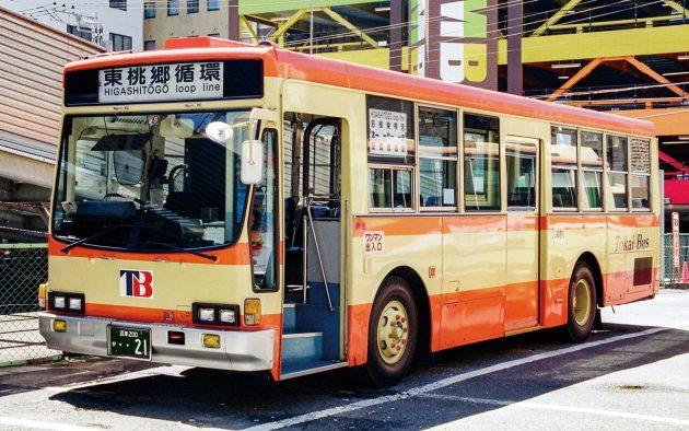 東海バスG/いすゞ/P-LV314K(IK)