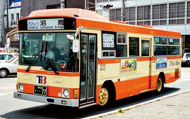 東海バスG/日野/P-RJ172BA