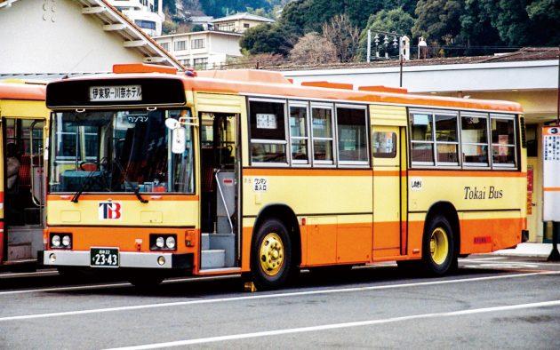 東海バスG/日野/P-HT233BA