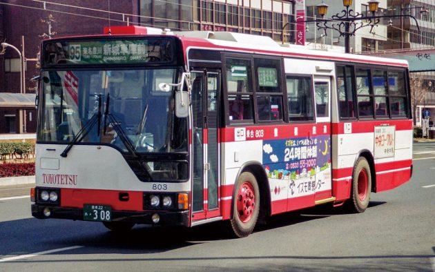 豊橋鉄道/三菱/P-MP218K(三菱)