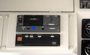 音声合成機器がFC-8000に更改