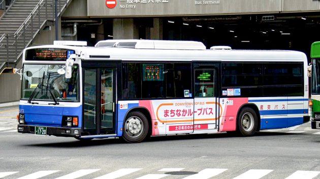 九州産交バスG/いすゞ・日野/PJ-LV234L1 PJ-KV234L1
