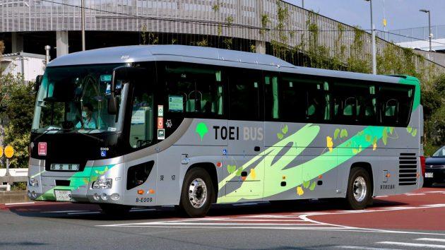 パラリンピックは都営観光が選手輸送に活躍