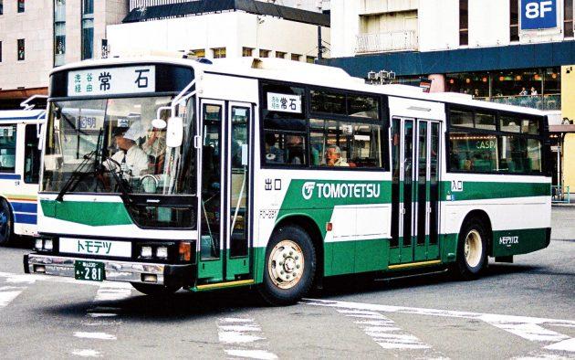 鞆鉄道/三菱/U-MP618K