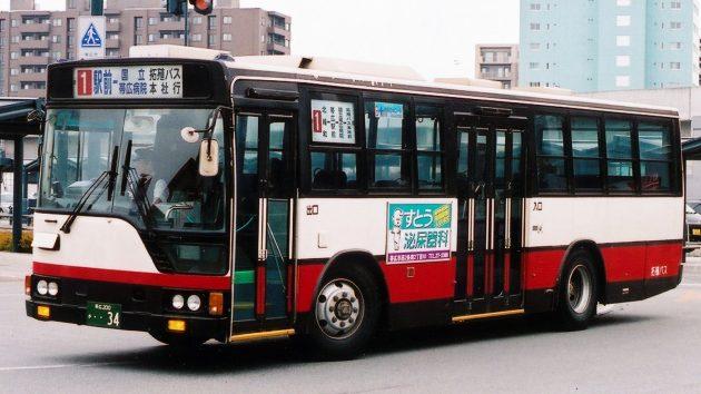 北海道拓殖バス/三菱/U-MP218K(三菱)