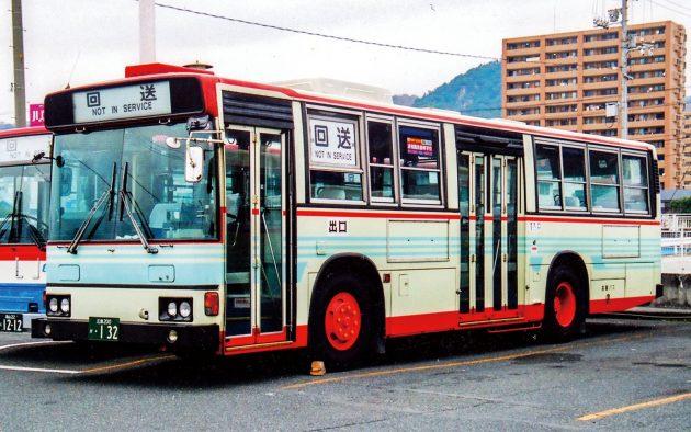 芸陽バス/日野/P-HT233BA