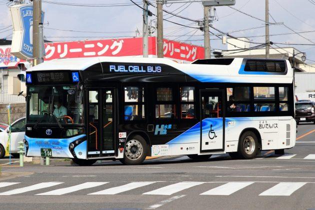 名鉄バス/トヨタ/燃料電池(TFCB)