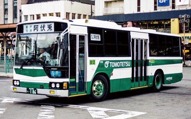 鞆鉄道/三菱/U-MP218K(新呉羽)