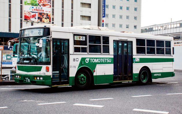 鞆鉄道/UD/U-UA440HSN